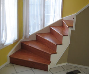 Oak Stair Treads, Port Perry Ontario ...