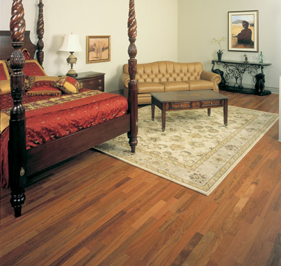 Brazilian Cherry Mirage Hardwood Flooring
