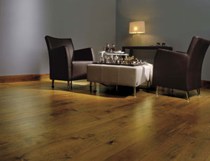 mirage engineered floor