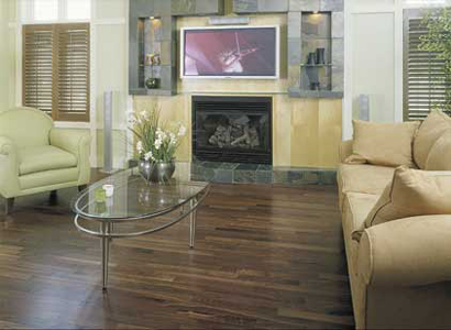 Mirage Classic Solid Wood Hardwood Floor For Traditional Nail Down