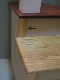 Stair Tread Moldings