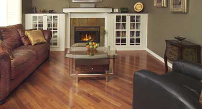 Mirage Engineered Santos Mahgany Wood Floor